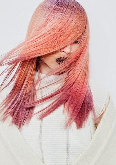 丝巾发饰的编发方法,详细扎头发步骤一学就会