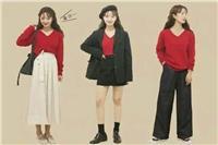 韩国妹子的高级时髦春季穿搭法成流行,你可以这么学