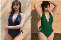 比基尼美女要如何挑选泳衣【泳装】三款不同身材找到适合的泳装