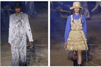 2020年Dior春夏时尚流行?巴黎时装周?巴黎时装周秀场的繁花盛宴(流行)
