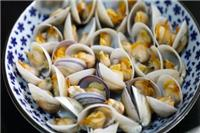 六个月宝宝辅食食谱≤蛤蜊≥让宝宝吃的营养「宝宝」学习蛤蜊的做法