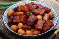 红烧肉的家常做法≦红烧肉≧营养丰富宝宝吃了长身体≤宝宝≥