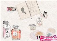 那些让你神魂颠倒「香水」瓶身美貌的香水