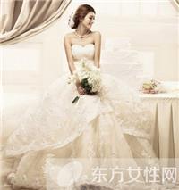 时尚婚纱礼服 做最美的新娘嫁给最好的他