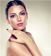 紫色妆容7步骤 让你尽显冷艳妩媚气质