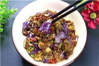 红烧茄子的家常做法,烧出来的紫皮茄子色泽诱人超下饭