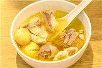 炖鸡汤好喝又营养的方法,放入六种好食材熬汤又白又浓