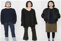 女性花巧心思分享服装搭配技巧 毛呢外套打造时尚美感