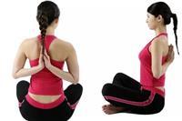 瘦肚子的六个瑜伽动作,女性瘦出马甲线好身材