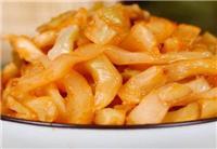 萝卜干腌制方法教程 三个步骤教你做出爽脆萝卜干