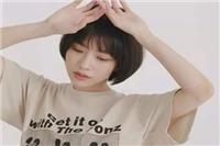 女生短发图片2020最新款发型,甜美羊毛卷减龄又时尚
