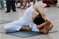瑜伽什么时候练最好,多久练一次才能够达到减肥效果