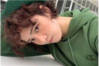 2020女生烫羊毛卷发型图片,减龄羊毛卷短发长发造型大全