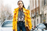 皮肤黄适合穿这6个颜色的衣服,颜色搭配好穿衣不踩雷