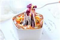 红薯发芽了还能吃吗 芝士焗紫薯的做法步骤窍门