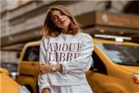 欧美小姐姐时尚街拍美得任性 盘点欧美街拍达人日常穿搭