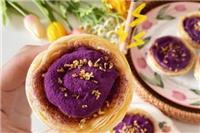 幻紫芋泥奶酪蛋挞 奶酪蛋挞的做法步骤大全