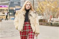 2020秋冬流行元素有哪些  格纹英伦风皮鞋高级感十足