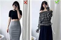 下半身偏胖的女生怎么搭配好  梨形身材穿什么衣服比较协调又显瘦