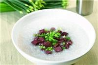广东砂锅猪红粥怎么做才好吃 舌尖上的美味猪红粥的做法大全