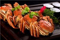 正宗阳澄湖溏心蟹只只膏肥 活蟹怎么做好吃该如何正确吃大闸蟹