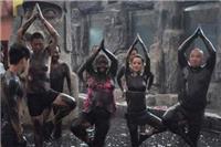 印度黑泥瑜伽减肥瘦身 让你20天轻松减掉7斤瘦出小蛮腰