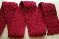 最火围巾款式的织法 2021年织围巾教程